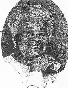 Mildred H. Blackwell, 92