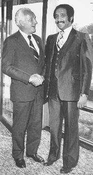 'The Bear' Bids a Fond Farewell Clarence Mitchell III 1939-2012