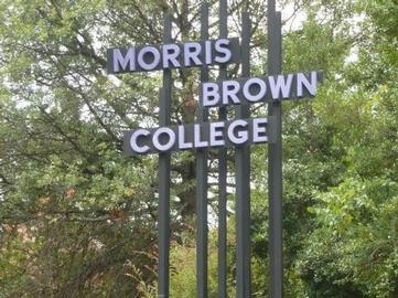 'I am Morris Brown College'A Plea to Save an HBCU