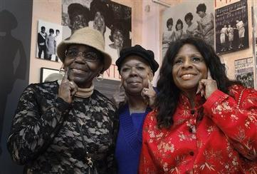Motown Museum Honors Unsung Female Trio