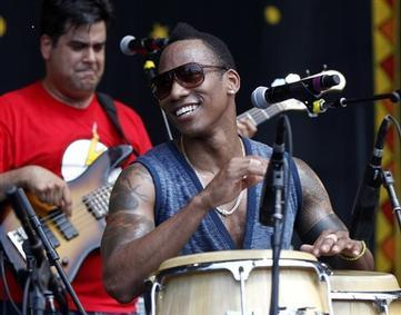 New Orleans Jazz Fest Releases Detailed Lineup for 2013 Shows