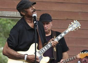 Chicago Bluesman Jimmy Dawkins Dead at 76
