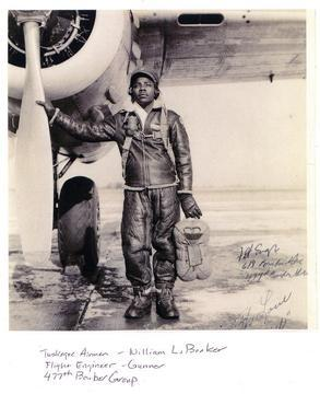 Tuskegee Airman William Booker Dead at 90