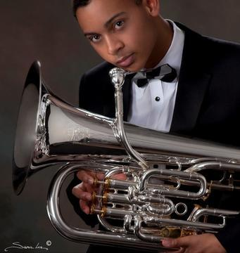 Young Musician Honored by U.S. Air Force Band