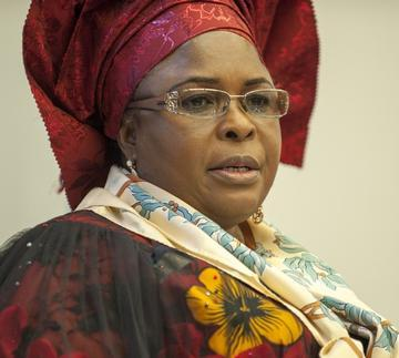 Nigeria 1st Lady Orders Arrest of Protest Leaders
