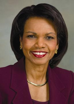Links Induct Condoleeza Rice
