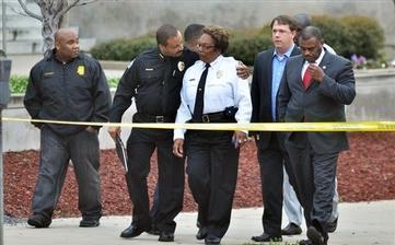 Jackson, Miss. Murder Suspect Used Detective's Gun