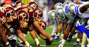 Washington Redskins vs. Dallas Cowboys: Who Wins?
