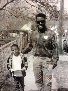Fathers and Sons Opine About Dads' Day
