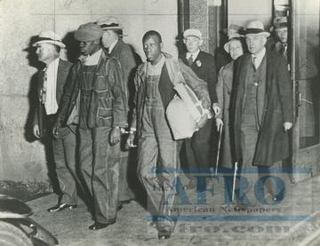After 80 Years, Alabama Finally Pardons the 'Scottsboro Boys'