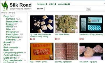 "Feds Slam ""Silk Road"", Enormous Illegal Transaction Website"