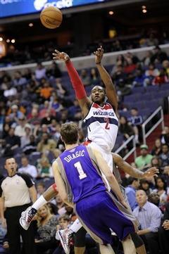 Wall Finds Offense as Wizards Find Success