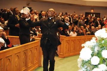 A Royal Tribute for Rev. Harold Carter