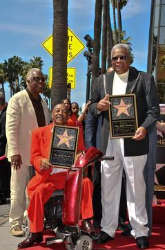 Funk Brothers Get Star on Hollywood Walk of Fame