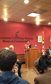 Schools Chief of Staff  Tisha Edwards Steps up as CEO Andres Alonso Resigns