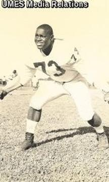 UMES' ART SHELL INDUCTED INTO COLLEGE FOOTBALL HALL OF FAME