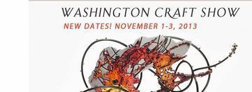 The Washington Craft Show Returns for 26th Season