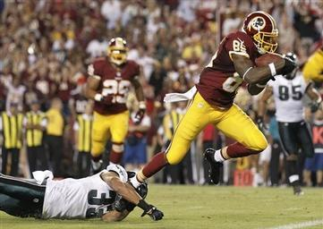 RGIII Struggles, Vick Impresses in Chip Kelly Debut