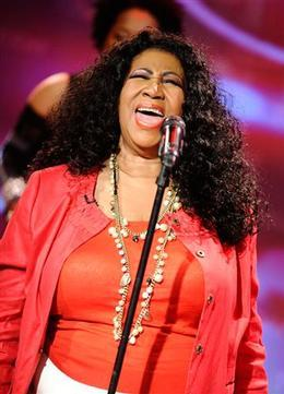 Aretha Franklin Excited to Sing at MLK Memorial Dedication