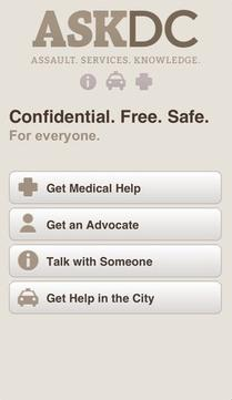 Washington D.C. Introduces Mobile Phone App Tool for Sexual Assault Victims