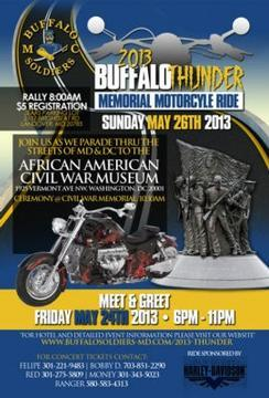 Annual Buffalo Thunder Ride Enters Second Decade