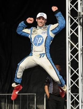 French Driver Simon Pagenaud Wins '13 Grand Prix of Baltimore