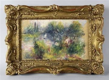 Judge Orders Renoir Painting Returned to the Baltimore Museum of Art