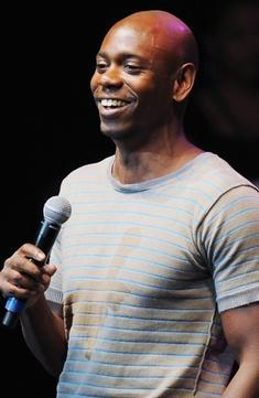 Dave Chappelle Gets Lots of Love From Pittsburgh Fans
