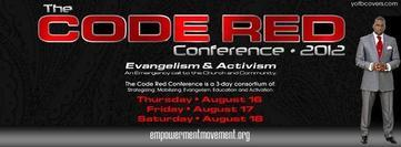 "Empowerment Temple Calls a ""Code Red"" in Preparation for 2012 Election"