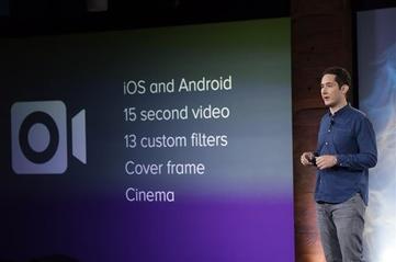 Video App Expands Instagram Penetration of Social Media