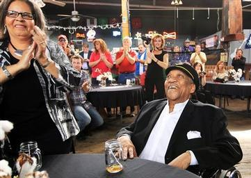 Bluesman Bobby 'Blue' Bland Remembered by Friends