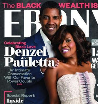Ebony Details Denzel and Pauletta Washington's 30-Year Marriage