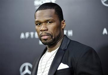 Rapper 50 Cent Charged with Kicking ex-Girlfriend