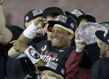 Jameis Winston Leads Florida State to National Title
