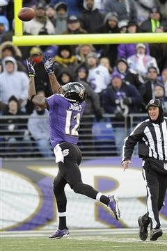 Ravens Use Defense to Beat Up Jets