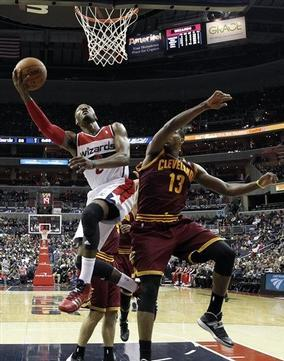 Lost Leads Have Washington Wizards at Loss for Words