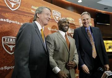Prominent Texas Donor Bashes Hiring of UT's 1st Black Football Coach