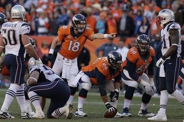 Manning Beats Brady to March Denver into Super Bowl XLVIII