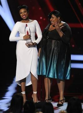 Hudson: The Emotional Highlight at People's Choice Awards