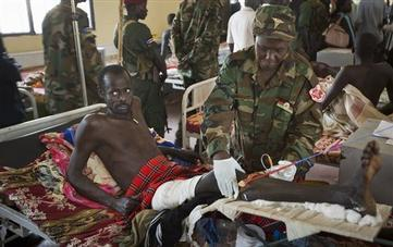 South Sudan: 'White Army' Tribal Militia Marches to Fight