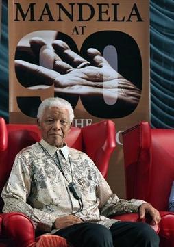 Mandela Discharged from Hospital, Returns Home