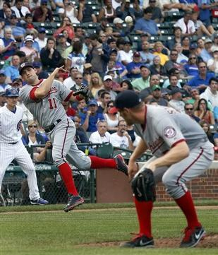 Nationals Use Five-Game Win Streak to Soar Above .500