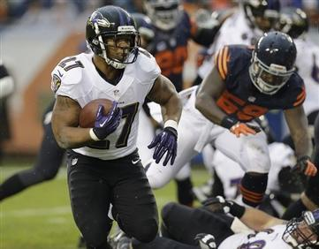 Ravens Fall to Chicago in Overtime