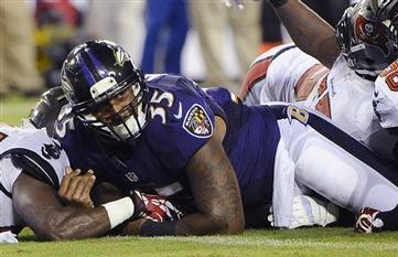 """""""New Look"""" Ravens Rout Buccaneers, 44-16, in Preseason Opener"""
