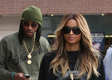 R&B Singer Ciara & Rapper Future Engaged