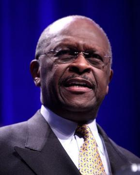 MESSAGE TO HERMAN CAIN
