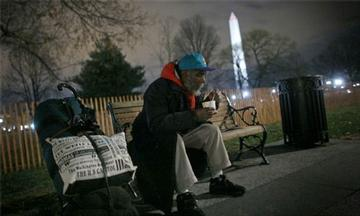 Homeless Rate in D.C. Explodes Upward