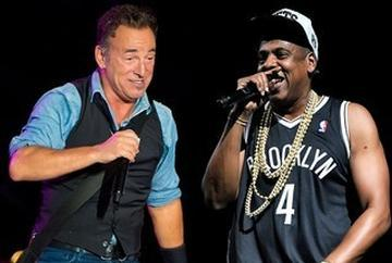 Springsteen, Jay-Z to Boost Obama on Final Day