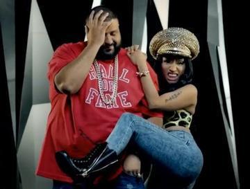 DJ Khaled's On-Air Proposal to Nicki Minaj a Joke