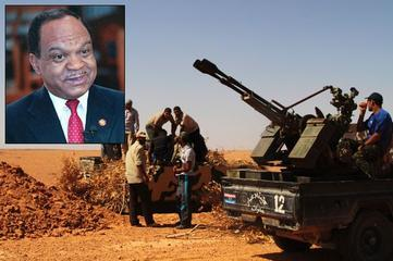 Walter Fauntroy, Feared Dead in Libya, Returns HomeGuess Who He Saw Doing the Killing